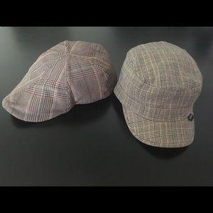 PETER GRIMM ▪️ Lot of 2 hats